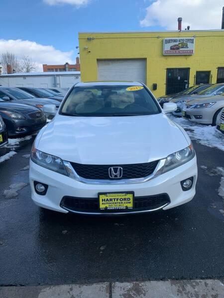 2015 Honda Accord for sale at Hartford Auto Center in Hartford CT
