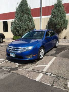 2012 Ford Fusion for sale at Specialty Auto Wholesalers Inc in Eden Prairie MN