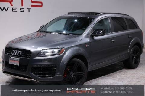 2015 Audi Q7 for sale at Fishers Imports in Fishers IN