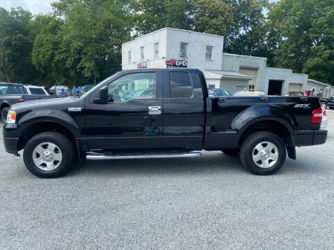 2006 Ford F-150 for sale at DND AUTO GROUP in Belvidere NJ
