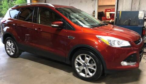 2015 Ford Escape for sale at Driver's Choice Sherman in Sherman TX