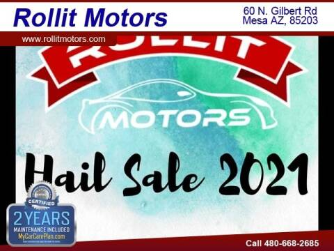 2017 Ford Focus for sale at Rollit Motors - Bargain Center in Mesa AZ