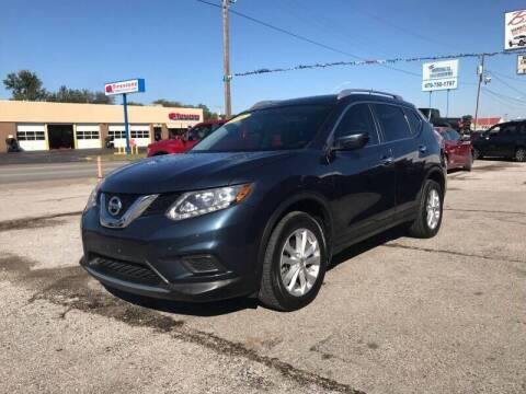 2016 Nissan Rogue for sale at Bagwell Motors in Lowell AR