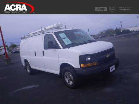 2015 Chevrolet Express Cargo for sale at BuyRight Auto in Greensburg IN