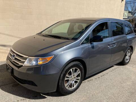2011 Honda Odyssey for sale at Bill's Auto Sales in Peabody MA