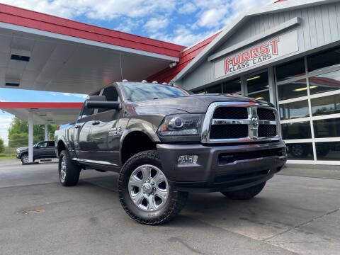 2018 RAM Ram Pickup 2500 for sale at Furrst Class Cars LLC in Charlotte NC