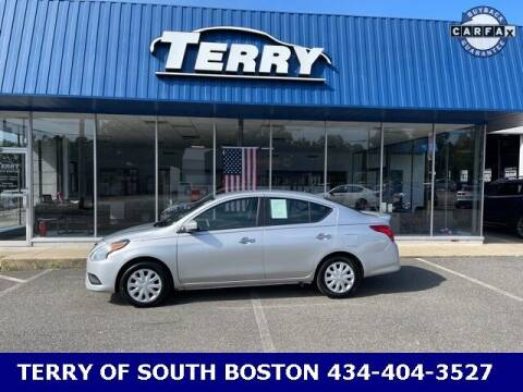 2018 Nissan Versa for sale at Terry of South Boston in South Boston VA
