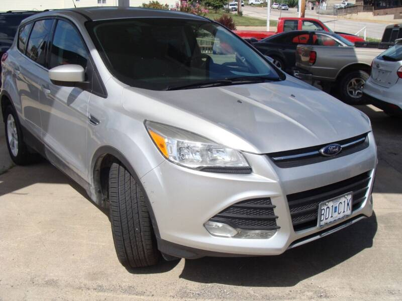 2014 Ford Escape for sale at Cars Made Simple in Union MO