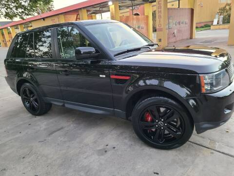 2013 Land Rover Range Rover Sport for sale at EADO AUTOMOTIVE, LLC in Houston TX