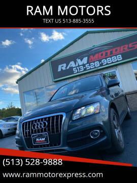 2011 Audi Q5 for sale at RAM MOTORS in Cincinnati OH