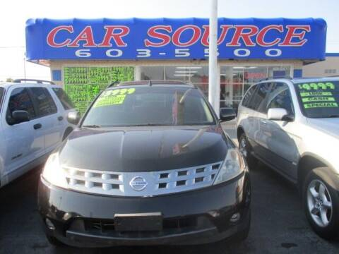 2004 Nissan Murano for sale at Car One - CAR SOURCE OKC in Oklahoma City OK