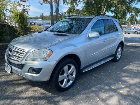 2009 Mercedes-Benz M-Class for sale at ANDONI AUTO SALES in Worcester MA