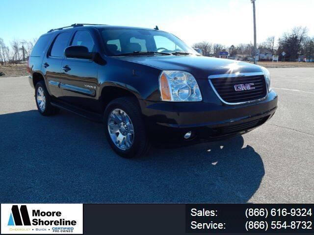2007 GMC Yukon for sale at Moore Shoreline Chevrolet in Sebewaing MI