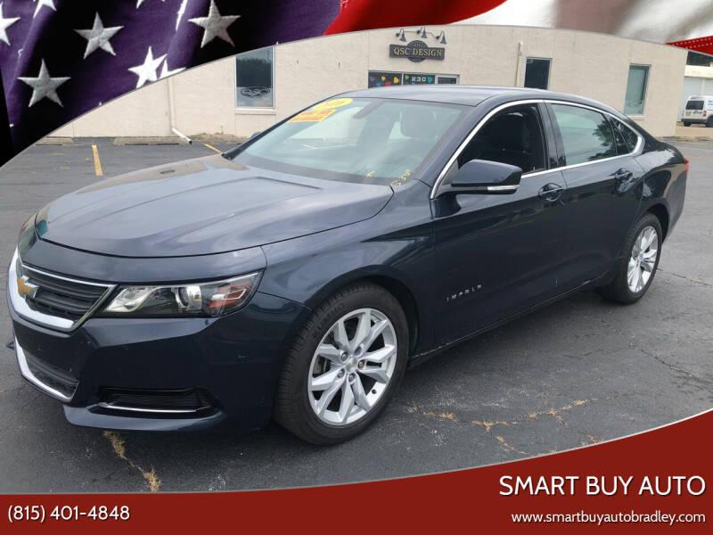 2016 Chevrolet Impala for sale at Smart Buy Auto in Bradley IL
