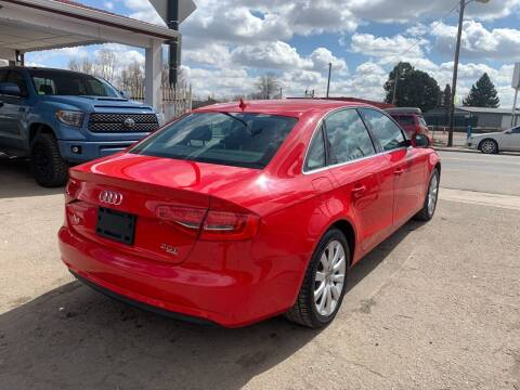 2013 Audi A4 for sale at STS Automotive in Denver CO
