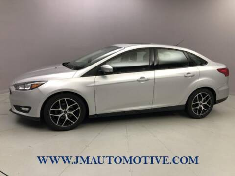 2017 Ford Focus for sale at J & M Automotive in Naugatuck CT