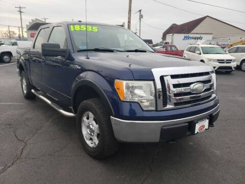 2009 Ford F-150 for sale at Used Car Factory Sales & Service Troy in Troy OH