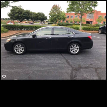 2009 Lexus ES 350 for sale at SMZ Auto Import in Roswell GA