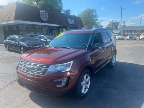 2016 Ford Explorer for sale at Billy Auto Sales in Redford MI