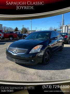 2007 Nissan Altima for sale at Sapaugh Classic Joyride in Salem MO