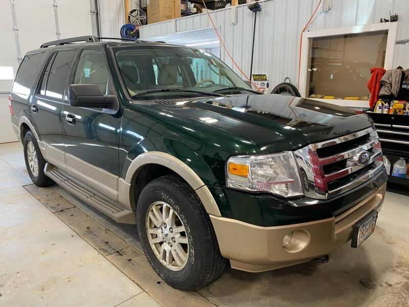 2013 Ford Expedition for sale at RDJ Auto Sales in Kerkhoven MN