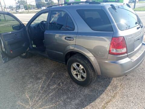 2003 Kia Sorento for sale at Jerry Allen Motor Co in Beaumont TX