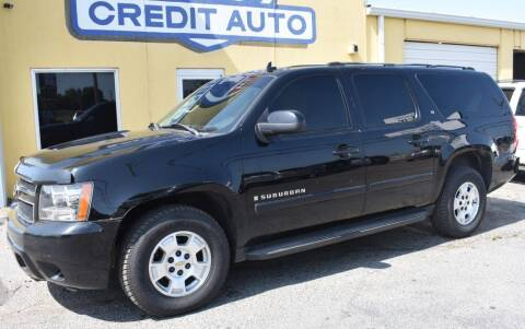 2007 Chevrolet Suburban for sale at Buy Here Pay Here Lawton.com in Lawton OK