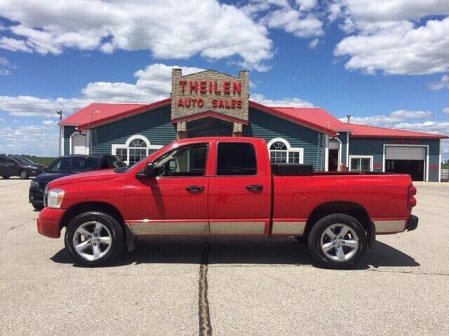 2008 Dodge Ram Pickup 1500 for sale at THEILEN AUTO SALES in Clear Lake IA