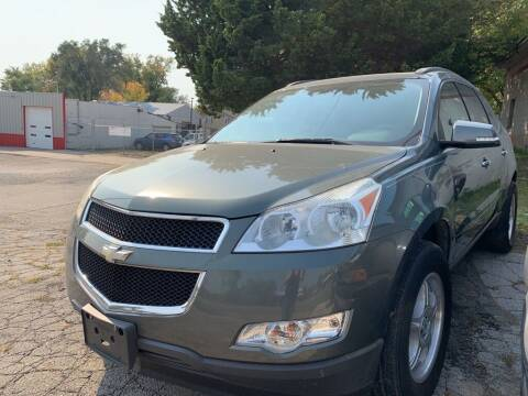2011 Chevrolet Traverse for sale at ALVAREZ AUTO SALES in Des Moines IA