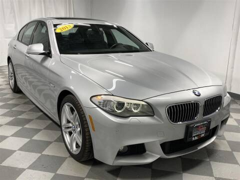 2013 BMW 5 Series for sale at Mr. Car LLC in Brentwood MD