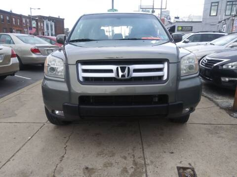 2007 Honda Pilot for sale at K J AUTO SALES in Philadelphia PA