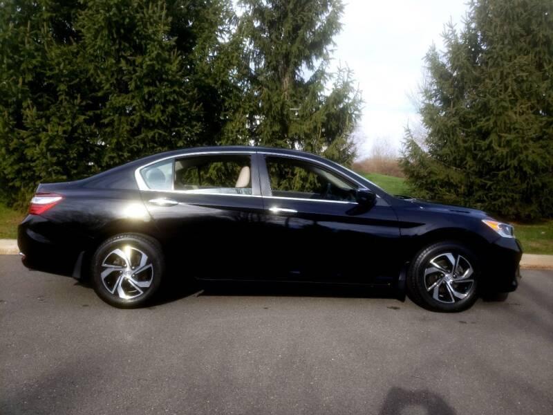 2017 Honda Accord for sale at Joe Scurti Sales in Lambertville NJ