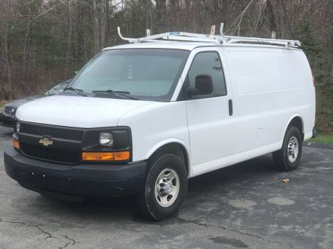 2015 Chevrolet Express Cargo for sale at Elite Auto Sales in North Dartmouth MA