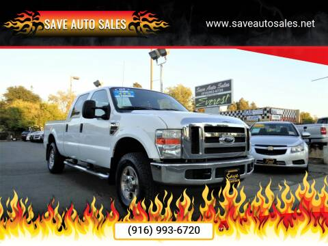 2008 Ford F-250 Super Duty for sale at Save Auto Sales in Sacramento CA