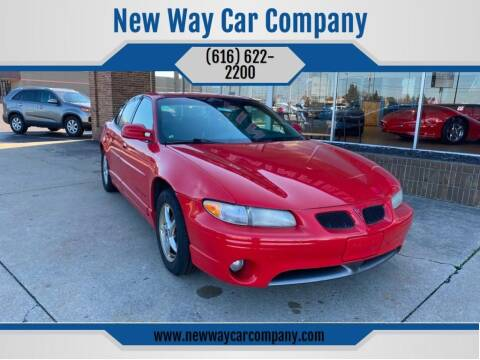 2001 Pontiac Grand Prix for sale at New Way Car Company in Grand Rapids MI