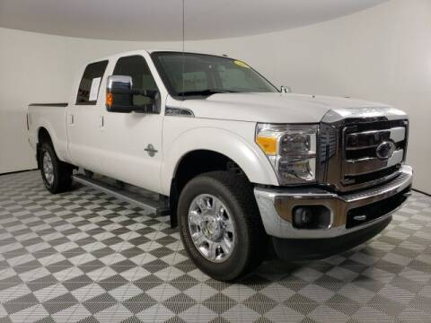2016 Ford F-350 Super Duty for sale at BOZARD FORD in Saint Augustine FL
