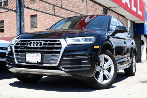 2018 Audi Q5 for sale at HILLSIDE AUTO MALL INC in Jamaica NY