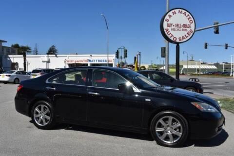 2008 Lexus ES 350 for sale at San Mateo Auto Sales in San Mateo CA