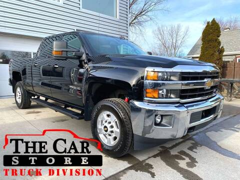 2019 Chevrolet Silverado 2500HD for sale at The Car Store Inc in Albany NY