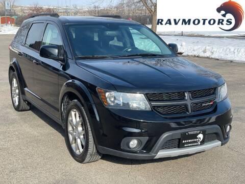 2015 Dodge Journey for sale at RAVMOTORS in Burnsville MN