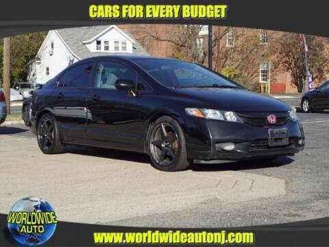 2011 Honda Civic for sale at Worldwide Auto in Hamilton NJ