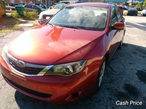 2009 Subaru Impreza for sale at U-Safe Auto Sales in Deland FL