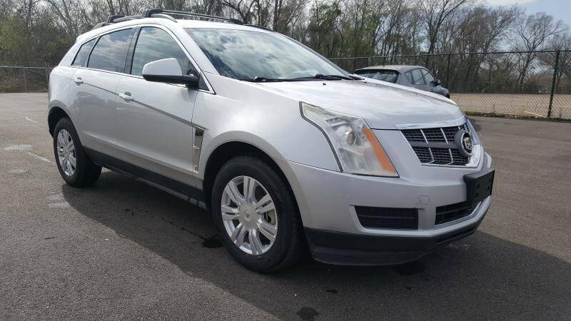 2010 Cadillac SRX for sale at JAVY AUTO SALES in Houston TX