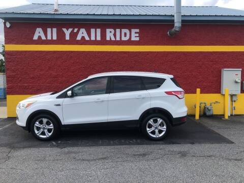 2013 Ford Escape for sale at Big Daddy's Auto in Winston-Salem NC