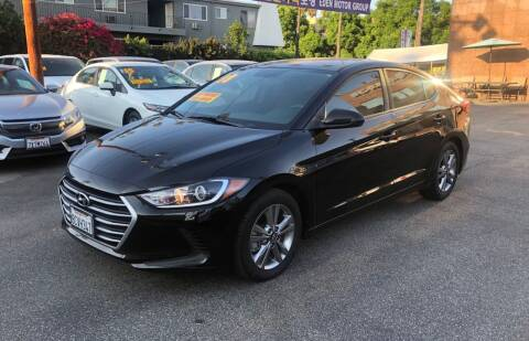 2018 Hyundai Elantra for sale at Eden Motor Group in Los Angeles CA