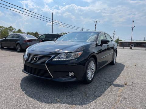 2015 Lexus ES 350 for sale at Signal Imports INC in Spartanburg SC