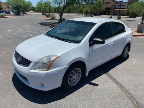2011 Nissan Sentra for sale at San Tan Motors in Queen Creek AZ