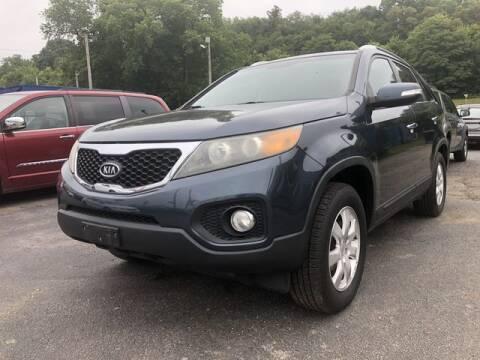 2011 Kia Sorento for sale at Instant Auto Sales in Chillicothe OH