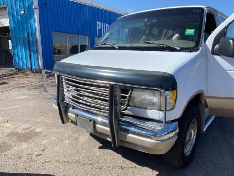 1996 Ford E-350 for sale at PYRAMID MOTORS - Pueblo Lot in Pueblo CO