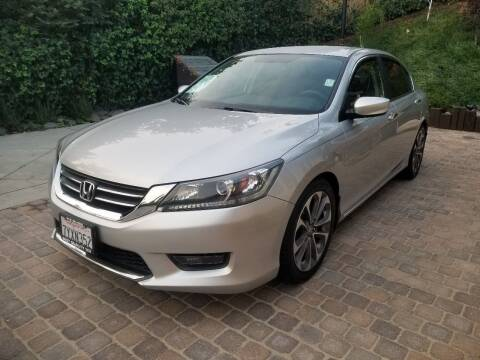 2014 Honda Accord for sale at Best Quality Auto Sales in Sun Valley CA